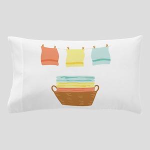 Clothes Line Pillow Case