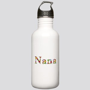 Nana Bright Flowers Water Bottle