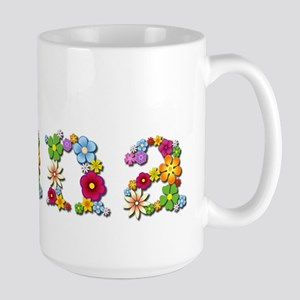 Nana Bright Flowers Mugs
