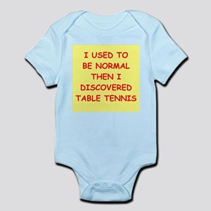 table tennis Body Suit