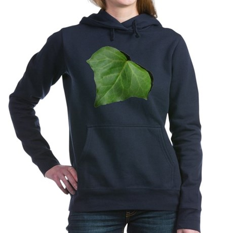 Ivy Leaf Hooded Sweatshirt