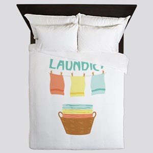 Laundry Queen Duvet
