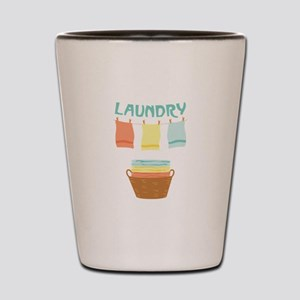 Laundry Shot Glass