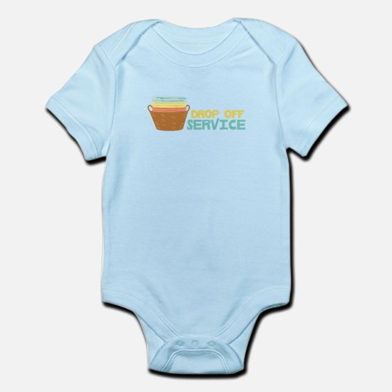 Drop Off Service Body Suit