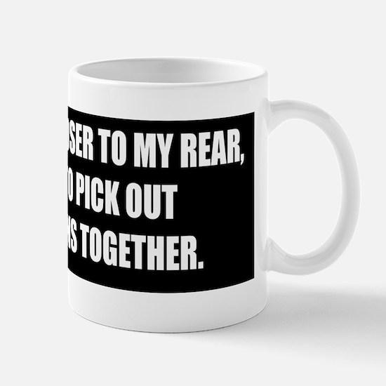 Tailgater Romance - 3 Mug