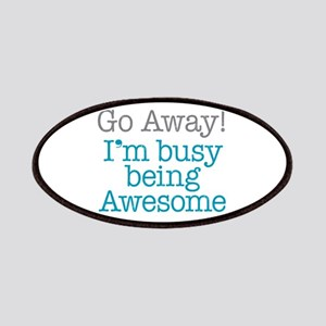 Busy Being Awesome Patches