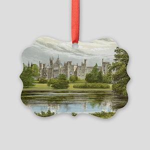 Alton Towers Picture Ornament