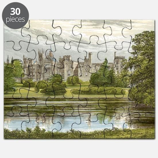 Alton Towers Puzzle