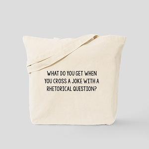 What Rhetorical Tote Bag