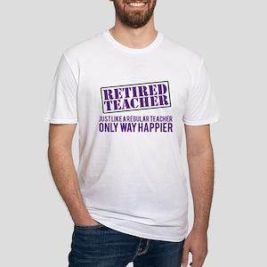 Funny Retired Teacher T-Shirt