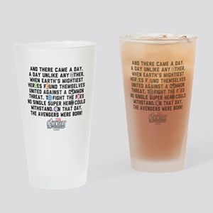 There Came a Day Drinking Glass