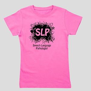 SLP Splash Girl's Tee