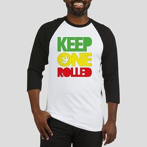 weed cannabis 420 t-shirt Baseball Jersey