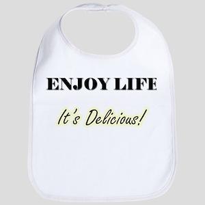 Enjoy Life Bib