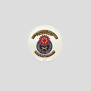 187th Ordnance Bn Mini Button