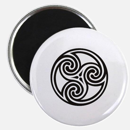 Unique Celtic design Magnet