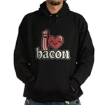I Heart Bacon Hoodie