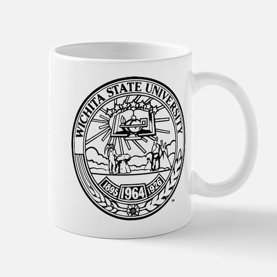 Wichita State University Crest Mug