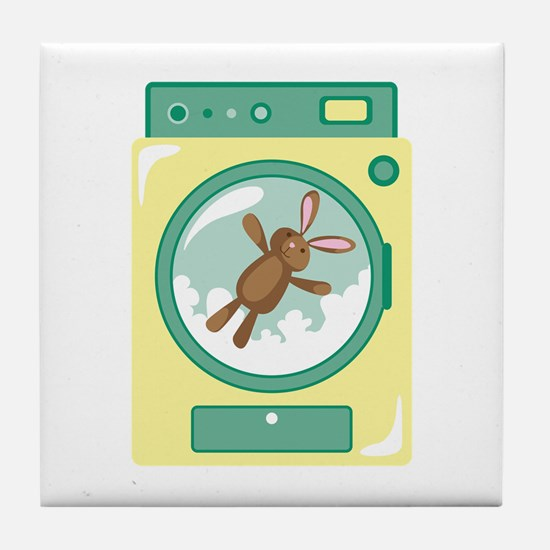 Washing Machine Tile Coaster