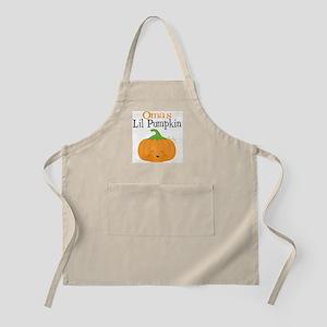 Omas Little Pumpkin Apron