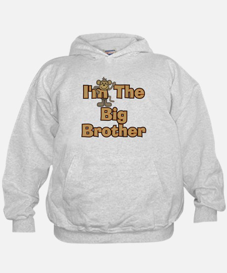 Big Brother Monkey Hoodie