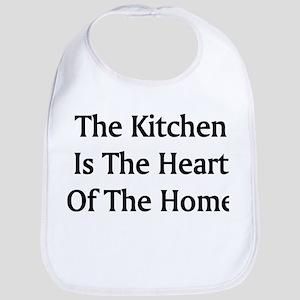 Kitchen Saying Bib