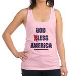 God Less America Racerback Tank Top