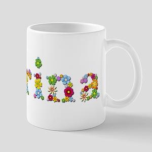 Katrina Bright Flowers Mugs
