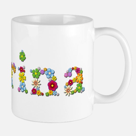 Katrina Bright Flowers Mugs