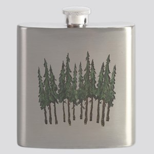 OLD GROWTH Flask