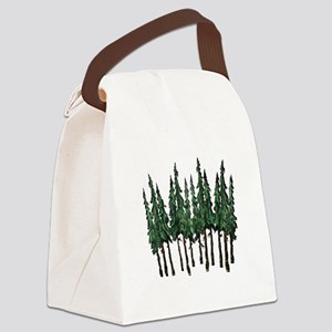 OLD GROWTH Canvas Lunch Bag