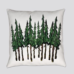 OLD GROWTH Everyday Pillow