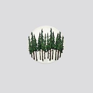 OLD GROWTH Mini Button