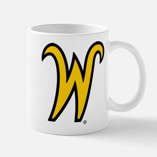 Wichita State University Letter Mug