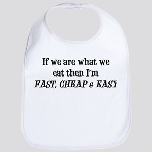 Fast, Cheap And Easy Bib