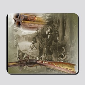 Old Kentucky Flintlock Mousepad