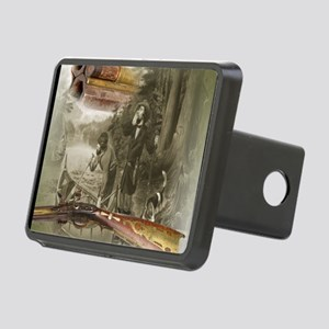 Old Kentucky Flintlock Rectangular Hitch Cover