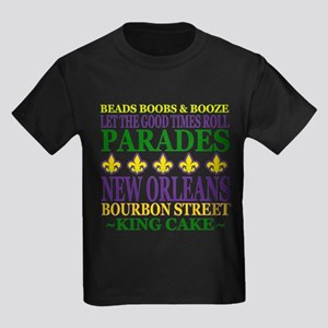 Mardis Gras Fun T-Shirt