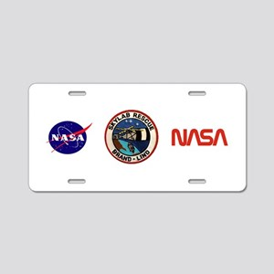 Skyland Rescue Mission Aluminum License Plate