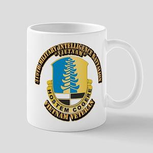 Army - 319th Military Intelligence Battalion Mug