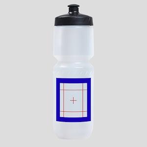 Trampoline Bed Sports Bottle