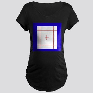 Trampoline Bed Maternity Dark T-Shirt