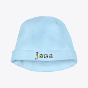 Jana Bright Flowers baby hat