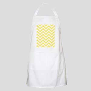 Yellow and White chevrons 6 Apron