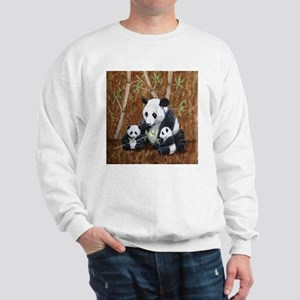 StephanieAM Panda and Cubs Jumper
