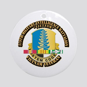 Army - 319th Military Intelligence Battalion w SVC
