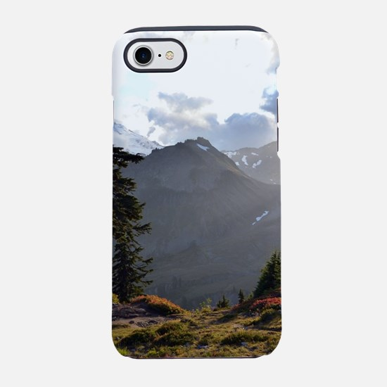 Magic in the Mountains iPhone 7 Tough Case