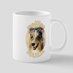 collies rule Mug