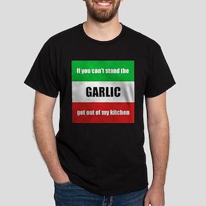 Garlic Lover Dark T-Shirt