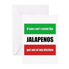 Jalapeno Lover Greeting Cards (Pk of 10)